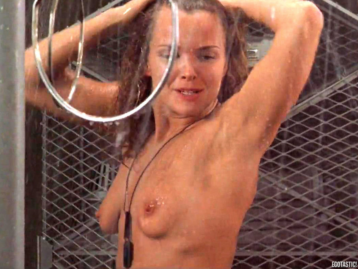 dina meyer topless