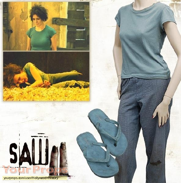 Saw-II-Amanda-s-Complete-Outfit-1
