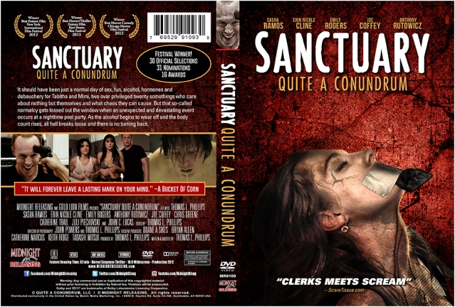 New DVD wrap artwork! We'll forgive them the lack of HH quotes ;)