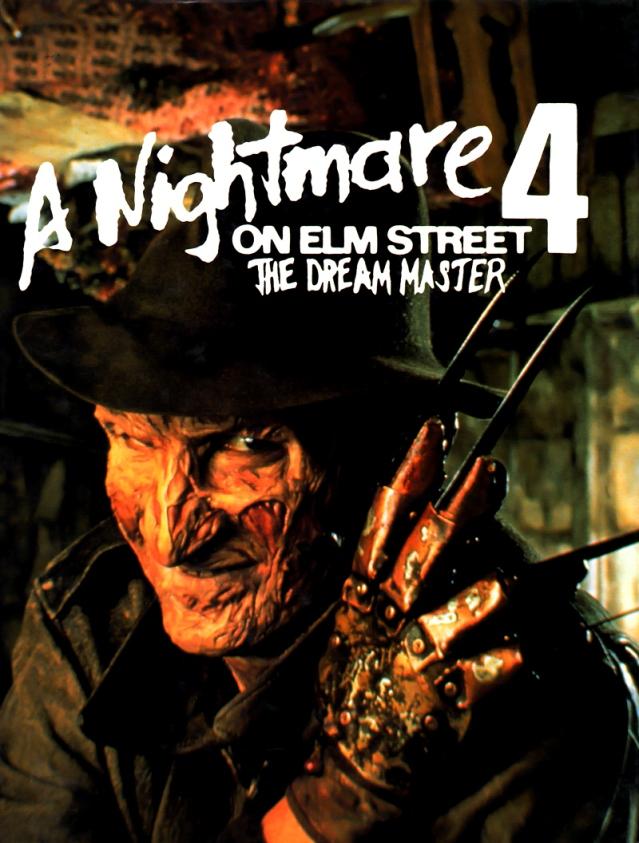 anightmareonelmstreet4thedreammasterhardcover