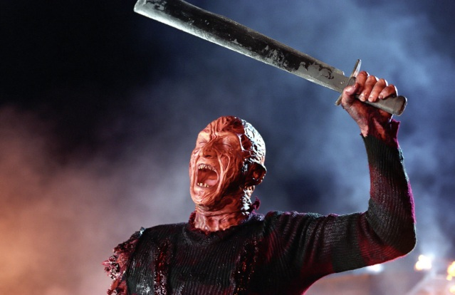 Freddy vs Jason - Freddy with Machete