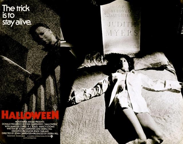 la noche de halloween - halloween - 1978 - john carpenter - lobby010