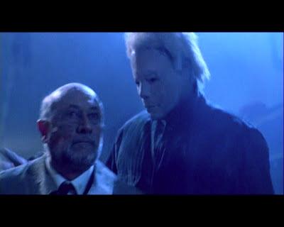 Halloween 4 El Regreso de Michael Myers  Donald Pleasence (16)