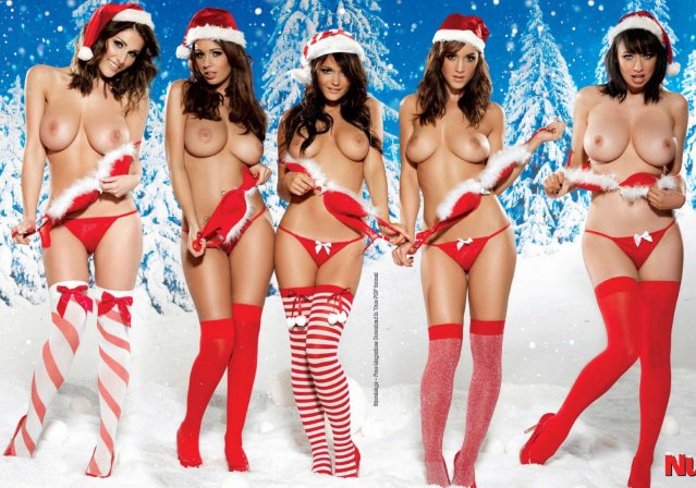 Rosie_Jones_Holly_Peers_India_Reynolds_Sophie_Howard_Lucy_Pinder_Big_Boobs_Naked_Tits_Merry_Sexy_Christmas_2