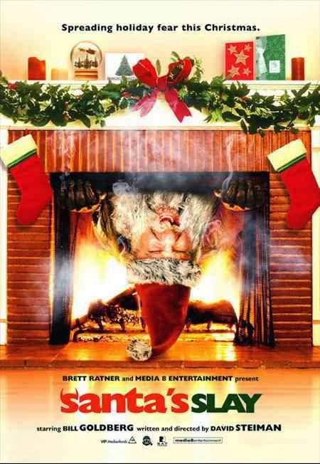 santa's slay santa claus infernal 2005 - poster - 014