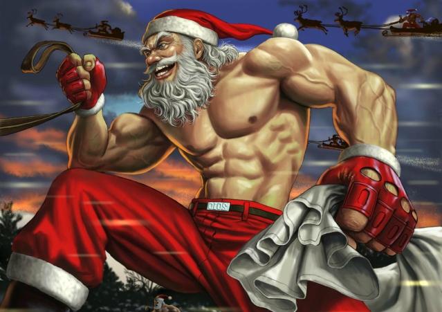 Scary-Santa