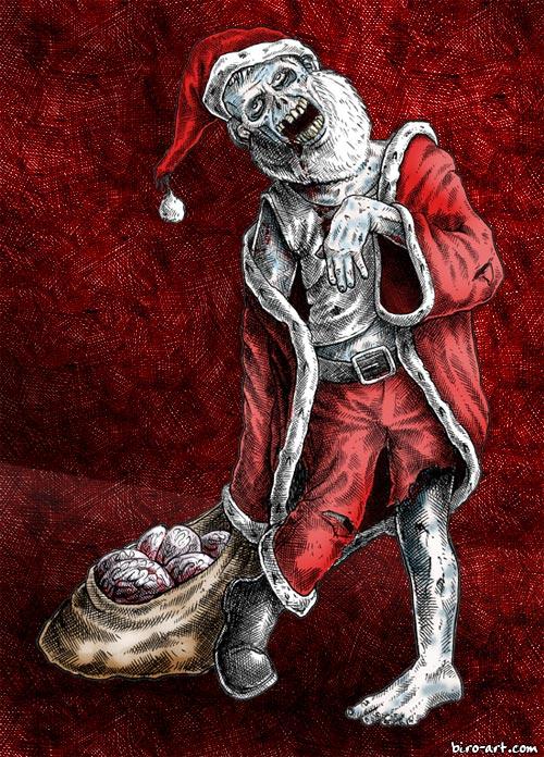 zombie-santa-art