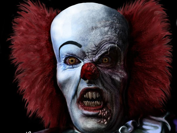 devil-clown-pennywise