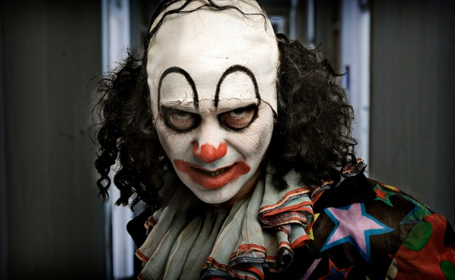 Psychoville Clown